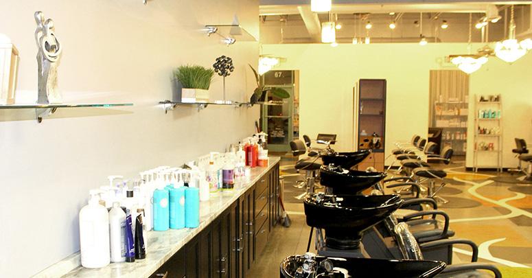 Rosci Salon Da Spa Hair Services